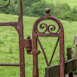 Old Iron Gate - W Chris Fooshee