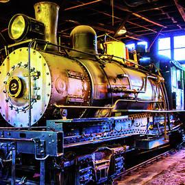Garry Gay - Old Locomotive No 2
