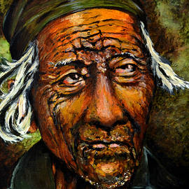 Victor Minca - Old Man