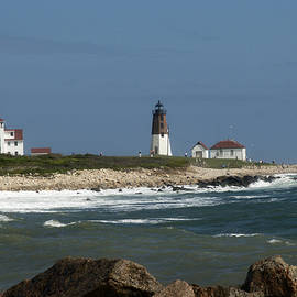 Barry Doherty - Old New England Lighthouse