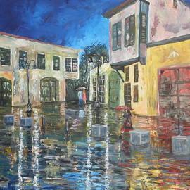 Old Nicosia Town by Ethos Lambousa