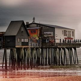 Old Orchard Beach by Tricia Marchlik