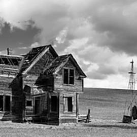 Adele Buttolph - Old Oregon Homestead