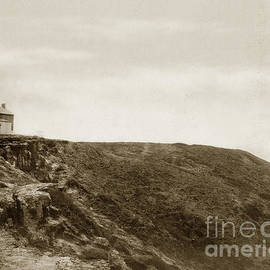 Old Point Loma Lighthouse San Diego circa 1872 by California Views Archives Mr Pat Hathaway Archives