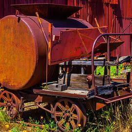 Garry Gay - Old Railroad Equipment
