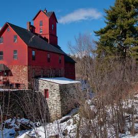 Joann Vitali - Old Red Mill - Jericho, Vt.
