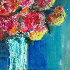 Old Roses by Veronica Rickard