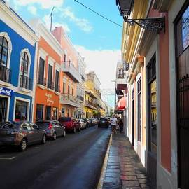 Old San Juan - Old and New