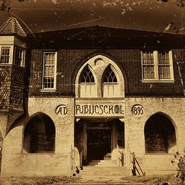 Old School by Bill Cannon