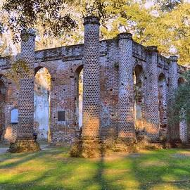 Linda Covino - Old Sheldon Church Ruins