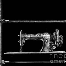 Old Singer Sewing Machine by Walt Foegelle