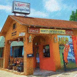 Old Southern Restaurant Daphne AL  by Rebecca Korpita