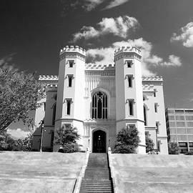 Old State Capital - infared by Scott Pellegrin