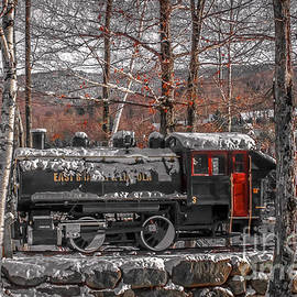 Claudia M Photography - Old steam locomotive