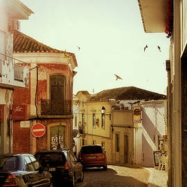 Old Street In Paderne, Portugal by Tatiana Travelways
