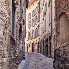 Alfio Finocchiaro - Old streets of Bergamo