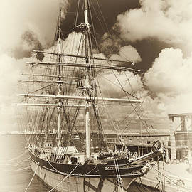 Norman Gabitzsch - Old Tall Ship Elissa