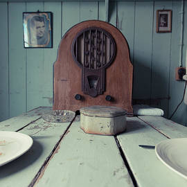Old Time Kitchen Table - Edward Fielding