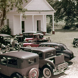 Old Time Sunday by Rodger Painter