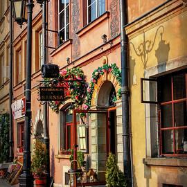 Old Town Market Square Warsaw Poland  - Carol Japp