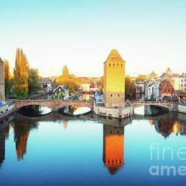 Anastasy Yarmolovich - old town of Strasbourg, France