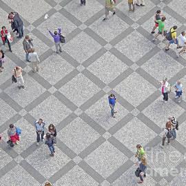 Ann Horn - Old Town Square - Prague