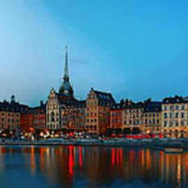 Mikael Jenei - Old Town Stockholm IV