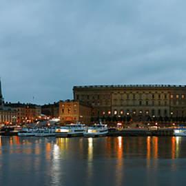 Mikael Jenei - Old Town Stockholm Panorama
