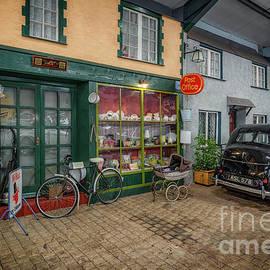 Old Town Street - Adrian Evans