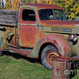 Old Truck by Cindy Murphy - NightVisions