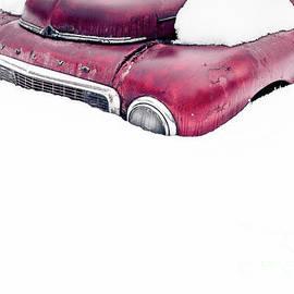 Old Volvo in the Snow II - Edward Fielding