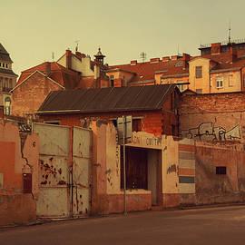Jenny Rainbow - Old Walls of Znojmo