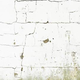 Old white wall - Tom Gowanlock