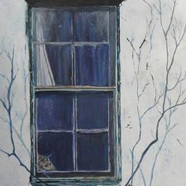 Christine Lathrop - Old Window 2