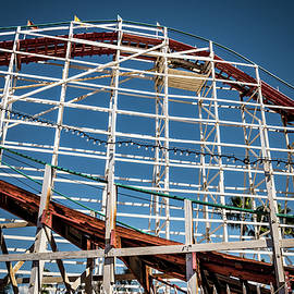 Old Woody Coaster by T Brian Jones
