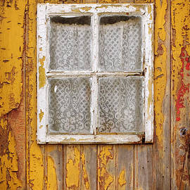 Carlos Caetano - Old Yellow Door