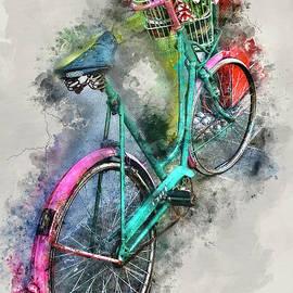 Ian Mitchell - Olde Vintage Bicycle
