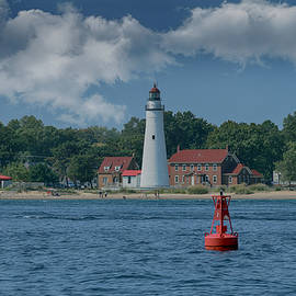 Scott Bert - Oldest Lighthouse in Michigan