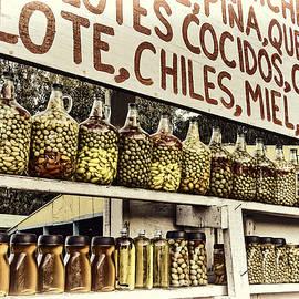 Claude LeTien - Olives, Honey, and more Olives