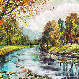 Dariusz Orszulik - Olza River