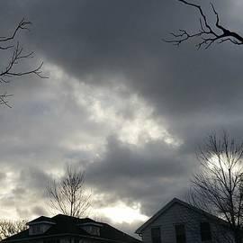 Ominous Clouds by Diamante Lavendar
