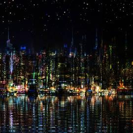 Kiki Art - On a Clear Night
