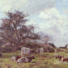 On a Sussex Farm - James Charles