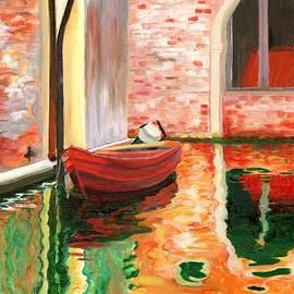Deborah Butts - On A Venice Canal