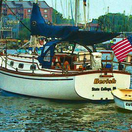 On Chesapeake Bay by Elinor Mavor