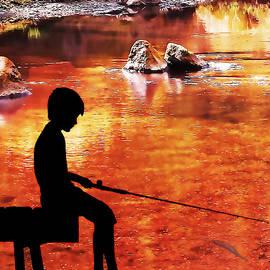 Terril Heilman - On Golden Pond