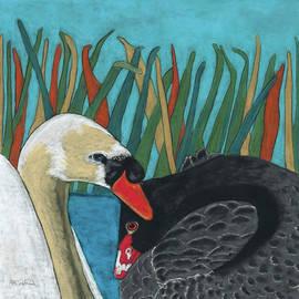 Arlene Crafton - On Peaceful Pond