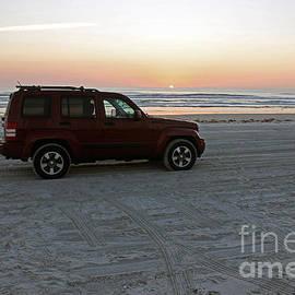 On The Beach by Steve  Gass