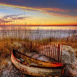 On The Dunes by Debra and Dave Vanderlaan