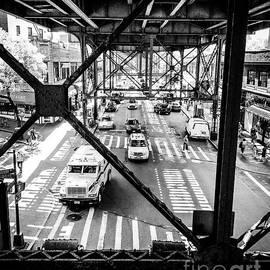 On the go in Queens, NY by JMerrickMedia